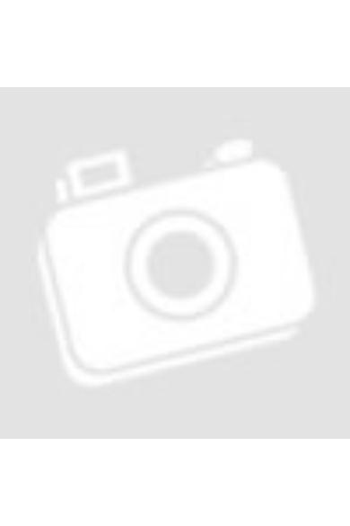 Fodros aljú lenge női ruha sárga színben