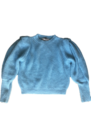 Rinascimento buggyos ujjú kötött pulcsi